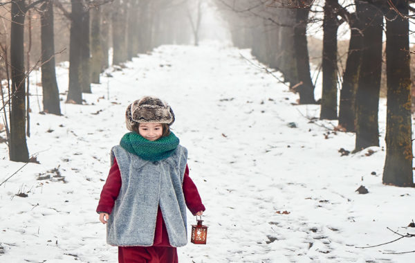 Туманная зима