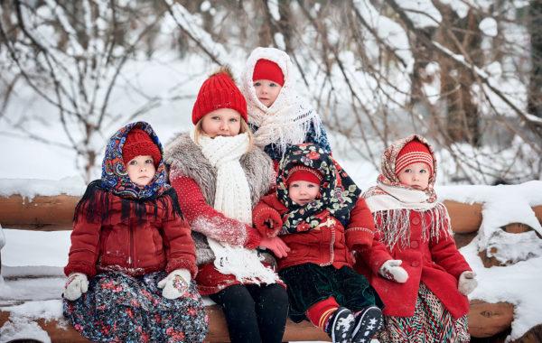 Пять сестричек